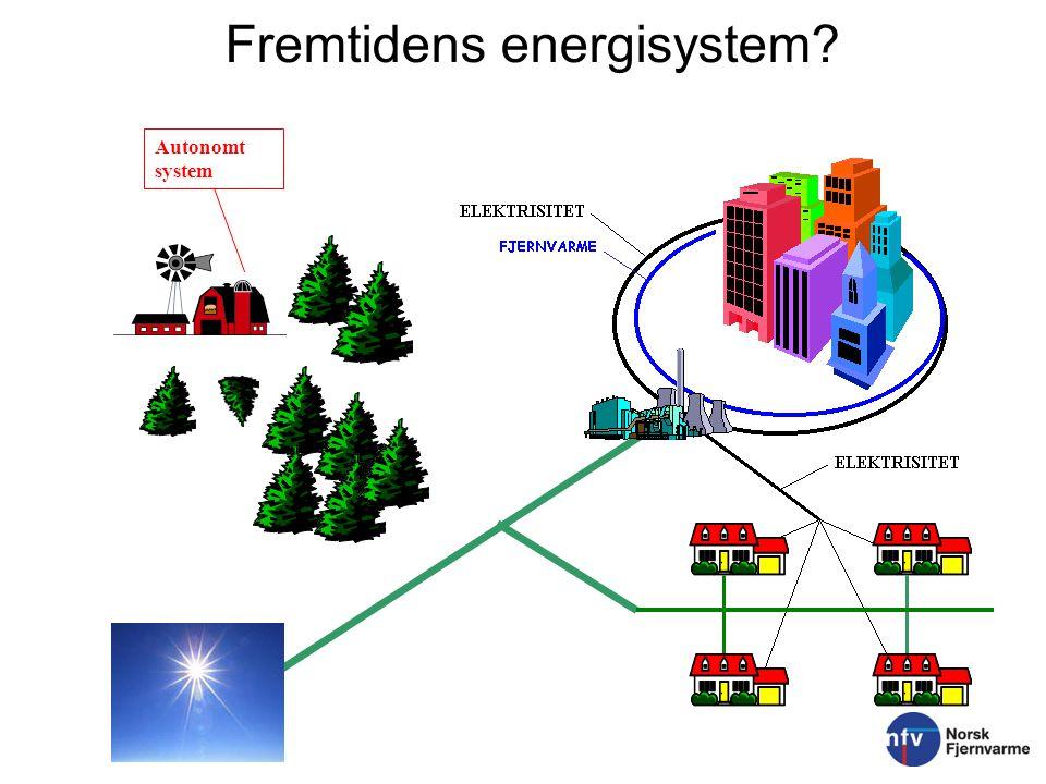 Fremtidens energisystem Autonomt system