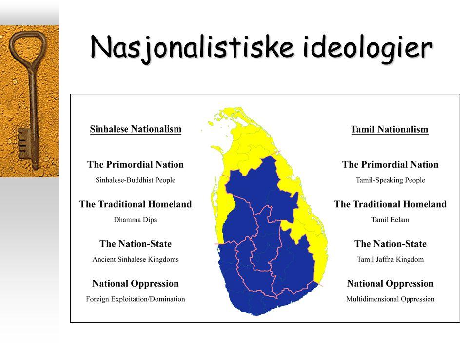 Nasjonalistiske ideologier
