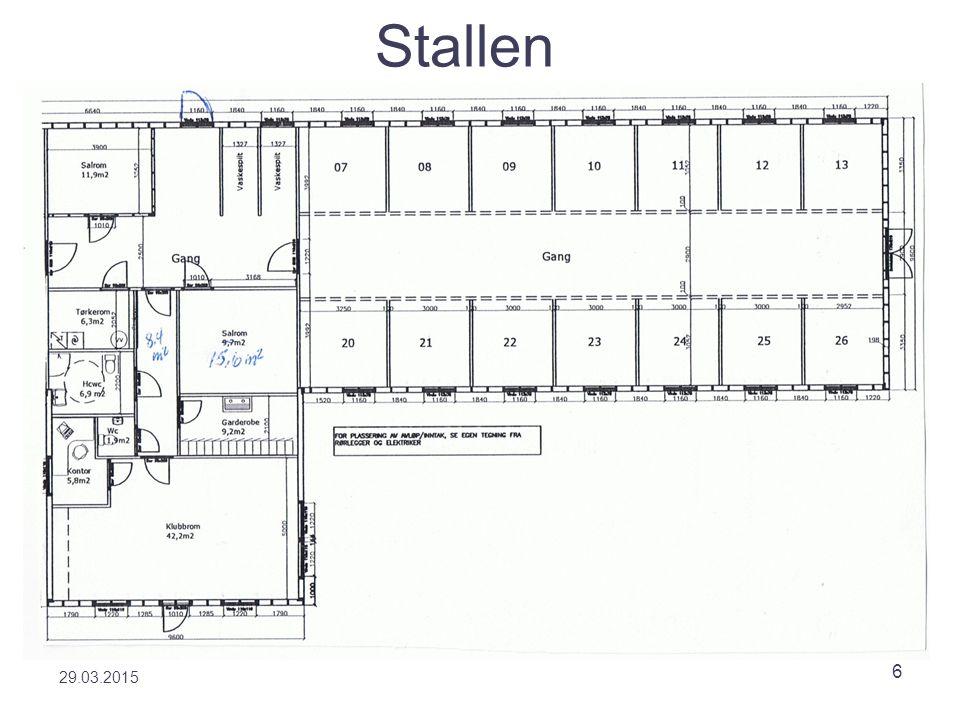 29.03.2015 6 Stallen