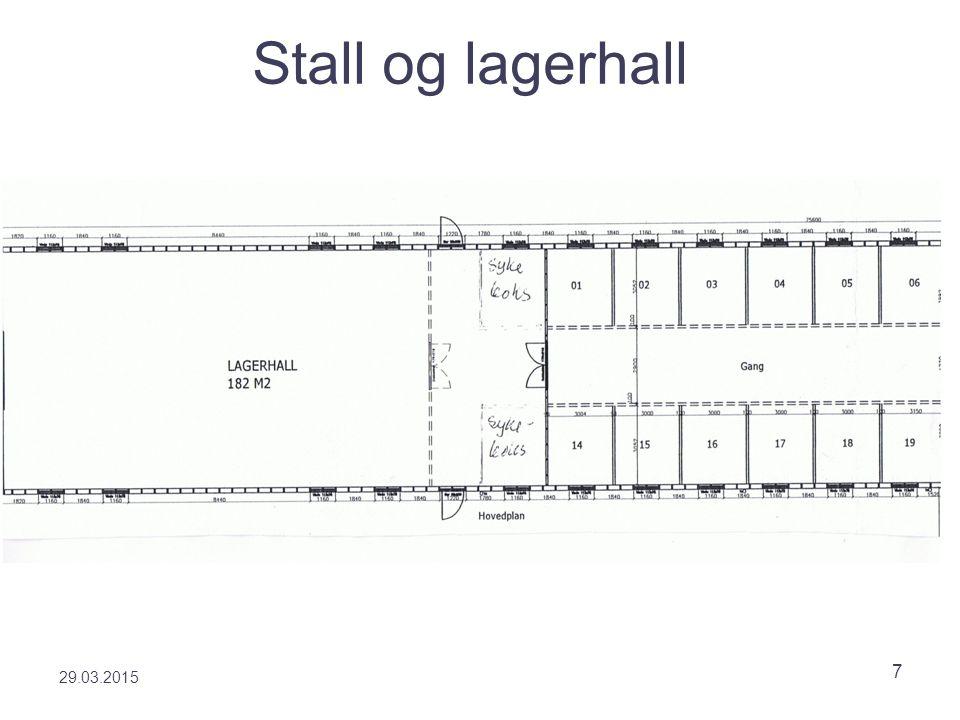 29.03.2015 7 Stall og lagerhall