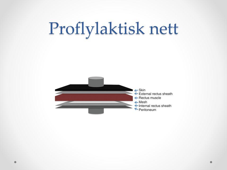 Proflylaktisk nett