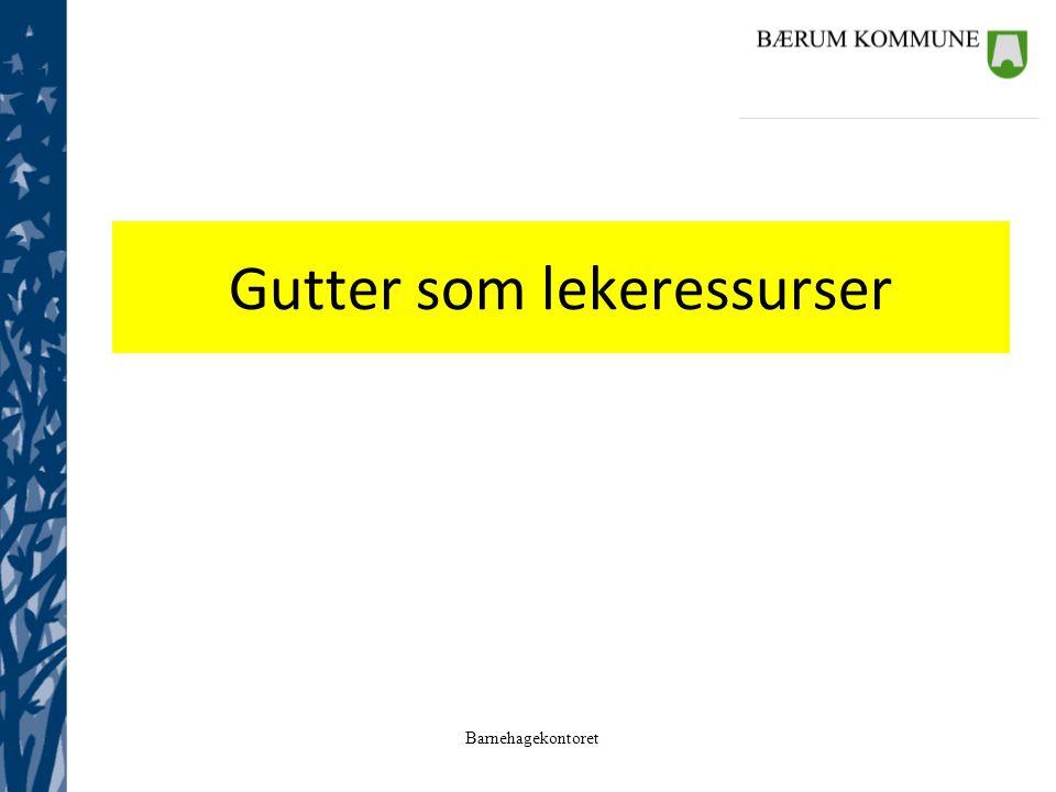 Barnehagekontoret Statens kompetansestrategi 2014 - 2020