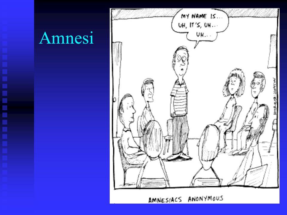 Amnesi