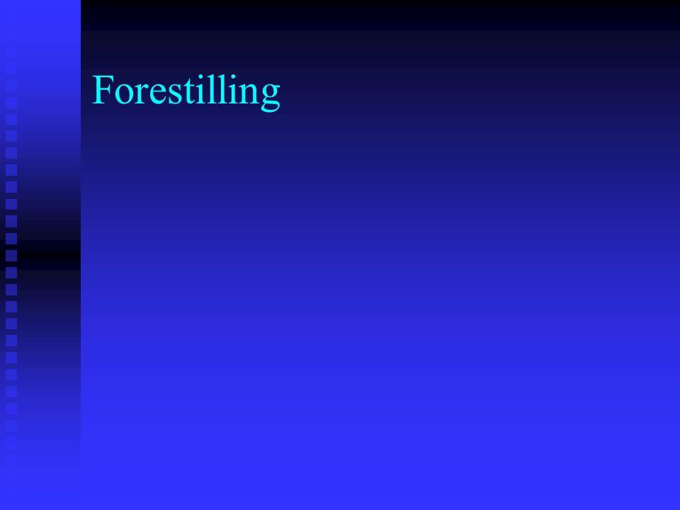 Forestilling