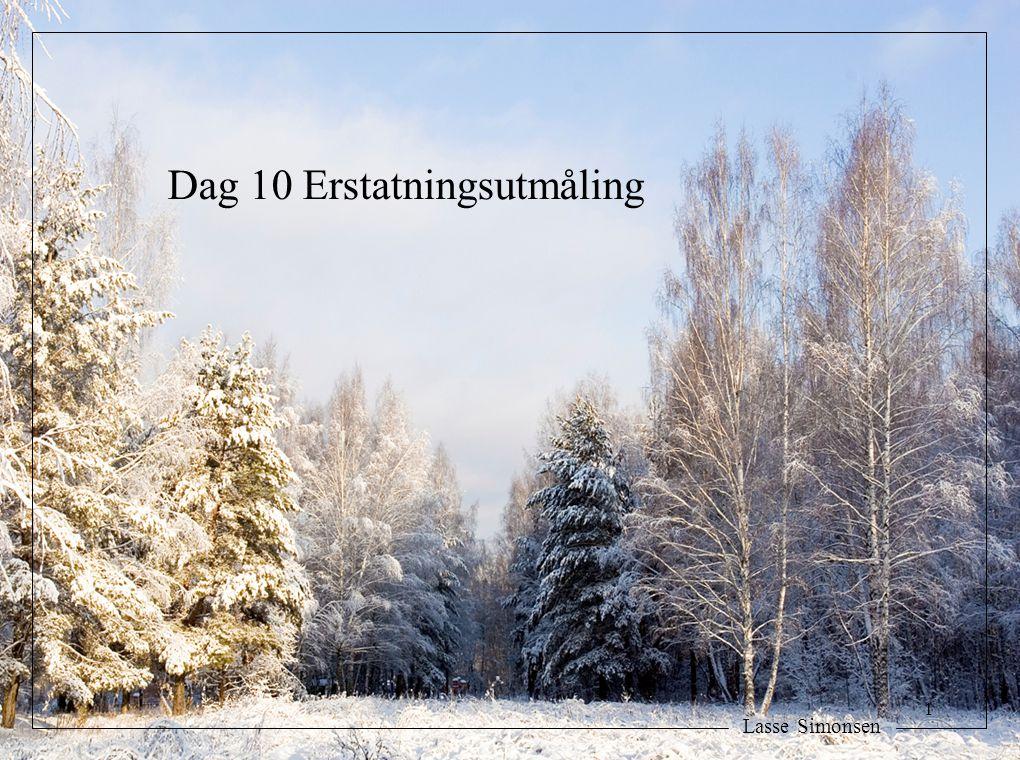 Lasse Simonsen Dag 10 Erstatningsutmåling 1