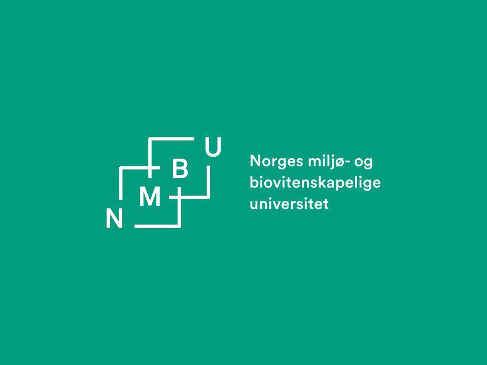 Norges miljø- og biovitenskapelige universitetAdvanced Robotics – et prosjektsamarbeid med Brasil2 Advanced Robotics et prosjektsamarbeid med Brasil Tromsø, 12.