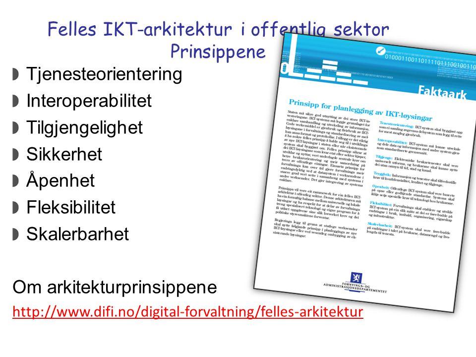 Rammer for IKT-prosjekter Generelle forvaltningsmessige rammen, jf DWS forelesn 20.8 Spesielle rammer for IKT: Digitaliseringsrundskrivet inneholder viktige pålegg og anbefalinger knyttet til digitalisering, Se http://www.difi.no/digital-forvaltning/it- styring/digitaliseringsrundskrivethttp://www.difi.no/digital-forvaltning/it- styring/digitaliseringsrundskrivet Felles IKT-arkitektur : http://www.difi.no/digital-forvaltning/felles-arkitektur DRI3010, Arild Jansen.