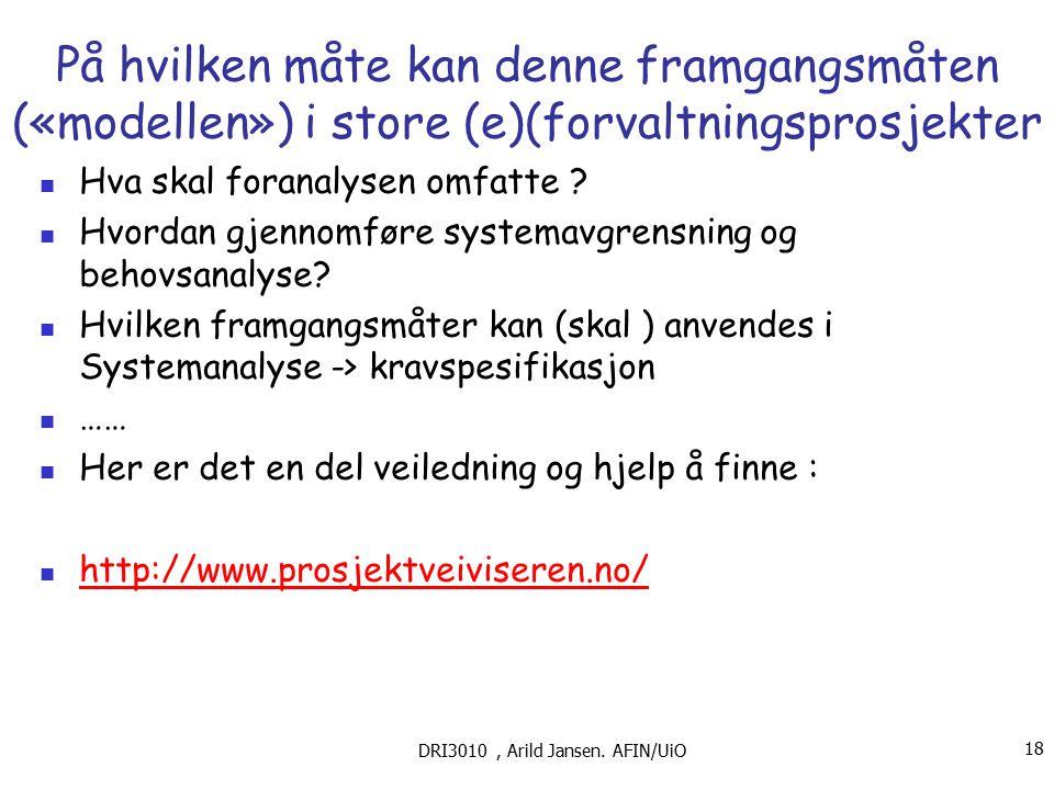 FINF- H -12,. Arild Jansen.