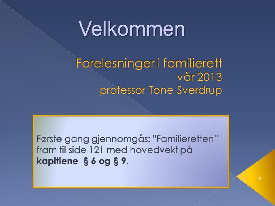 243 § 58 Ektefellenes.........