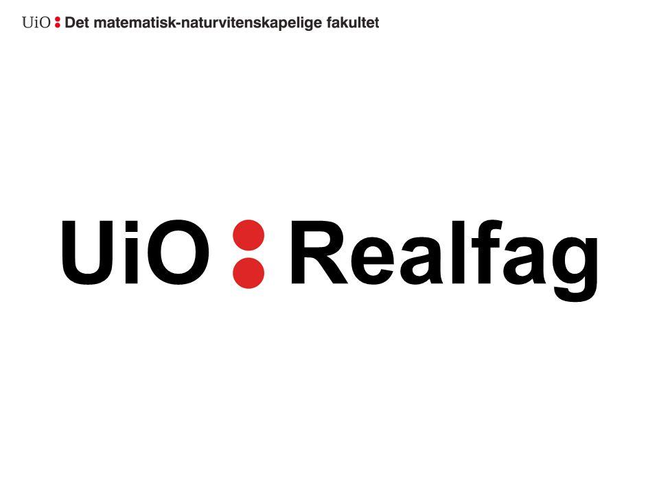 UiO Realfag