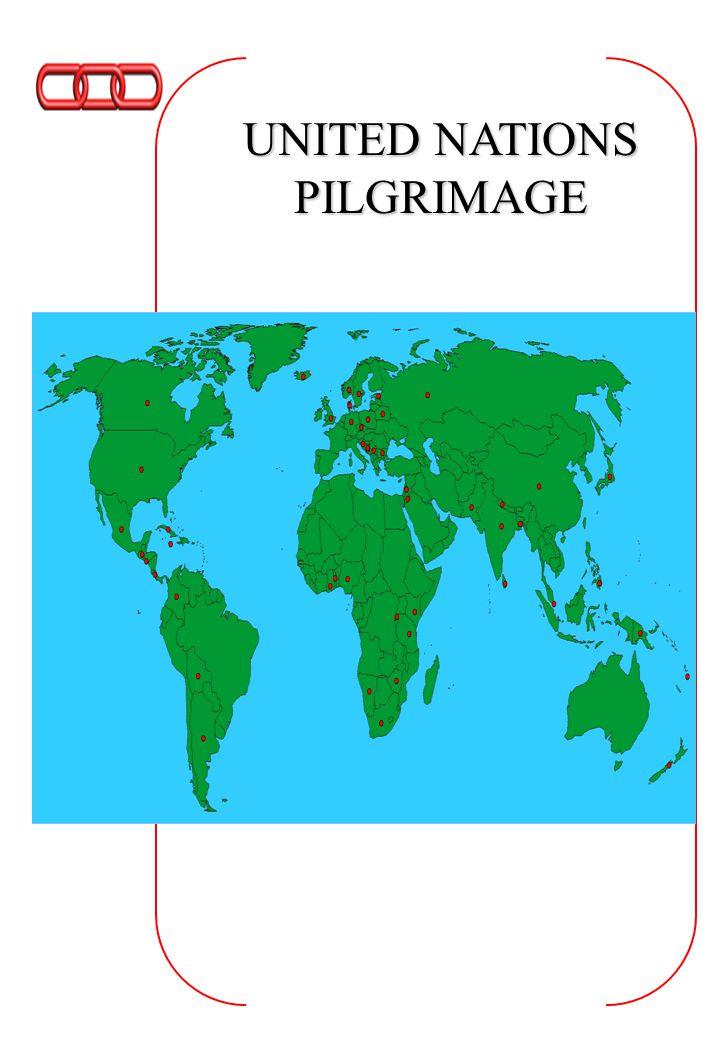 UNITED NATIONS PILGRIMAGE