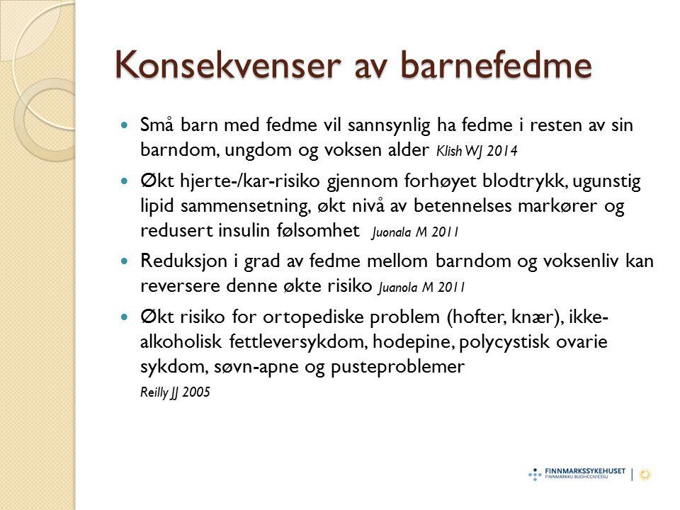 Planlegging av intervensjonsstudien Kommunesamarbeidet Gjensidig forpliktende avtaler med: Kautokeino, Alta, Sør-Varanger, Lebesby, Vadsø, Hammerfest og Tromsø.