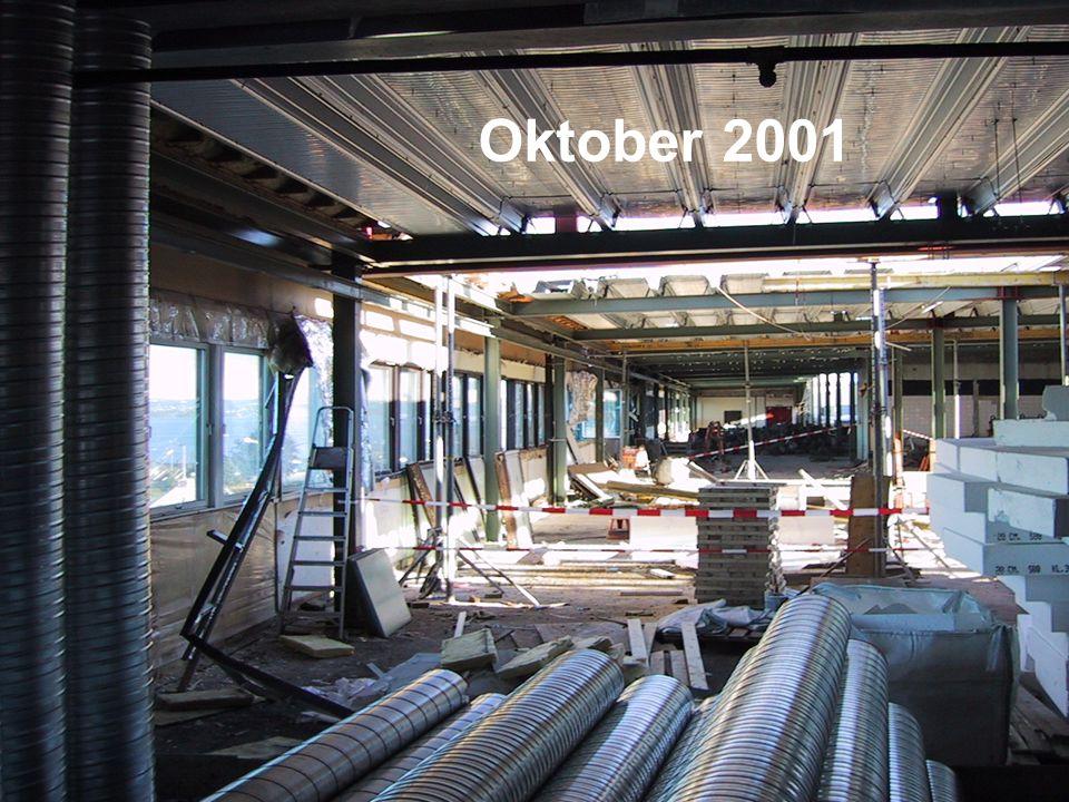 Oktober 2001