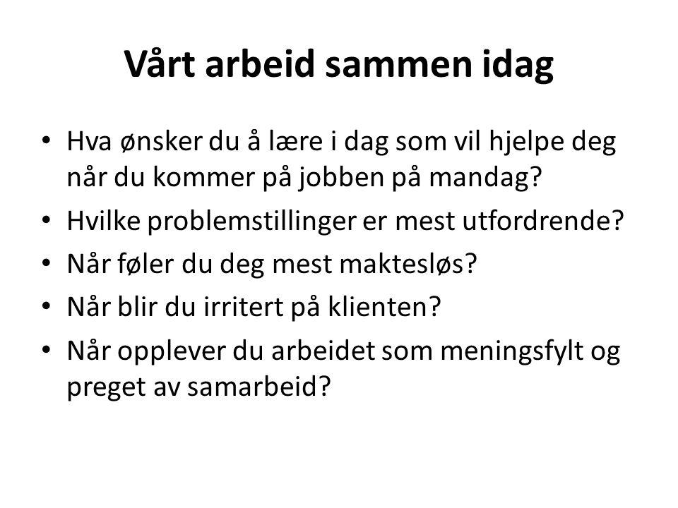 Spørsmål.