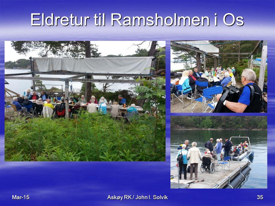 Eldretur til Ramsholmen i Os Mar-15Askøy RK / John I. Solvik35