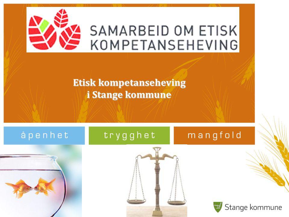 29.03.2015 Hanne N Hollekim Etisk kompetanseheving i Stange kommune