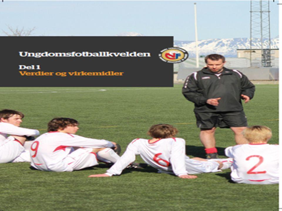 Leksjon 1: Ungdomsfotballens verdigrunnlag Norges Fotballforbund | www.fotball.no Involvering og medbestemmelse Flest mulig – Lengst mulig – Best mulig Differensiering i trenings og kamptilbudet