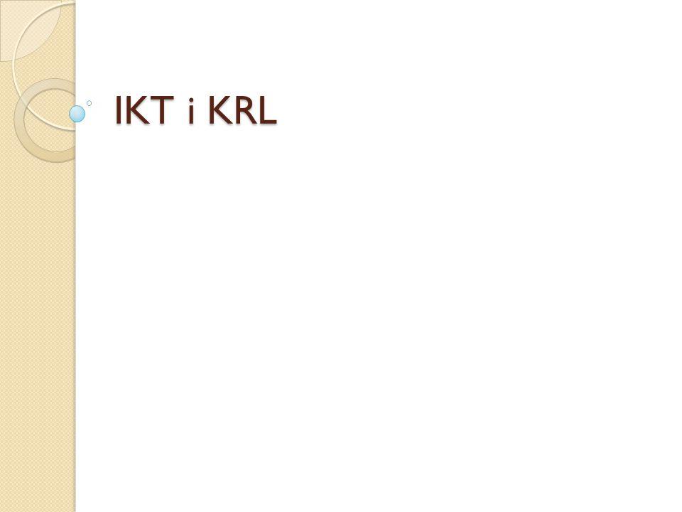 IKT i KRL