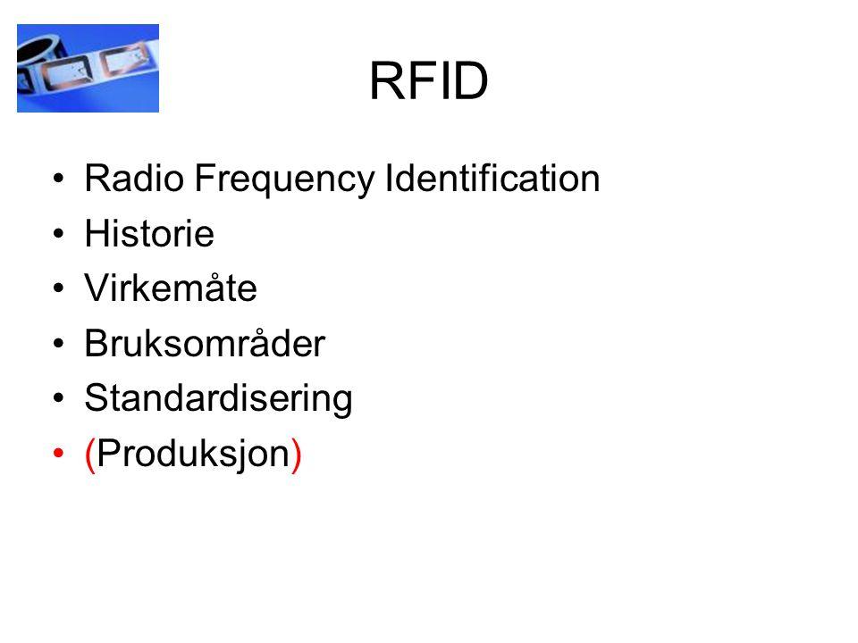 RFID på Deichmanske bibliotek – I dag Merking (Leverandørene) Tyverisikring