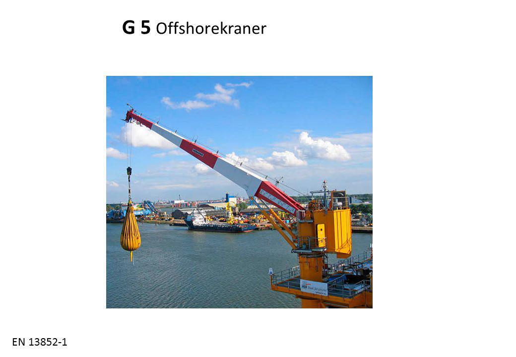 Fagforum 4.3.2014 G 5 Offshorekraner EN 13852-1