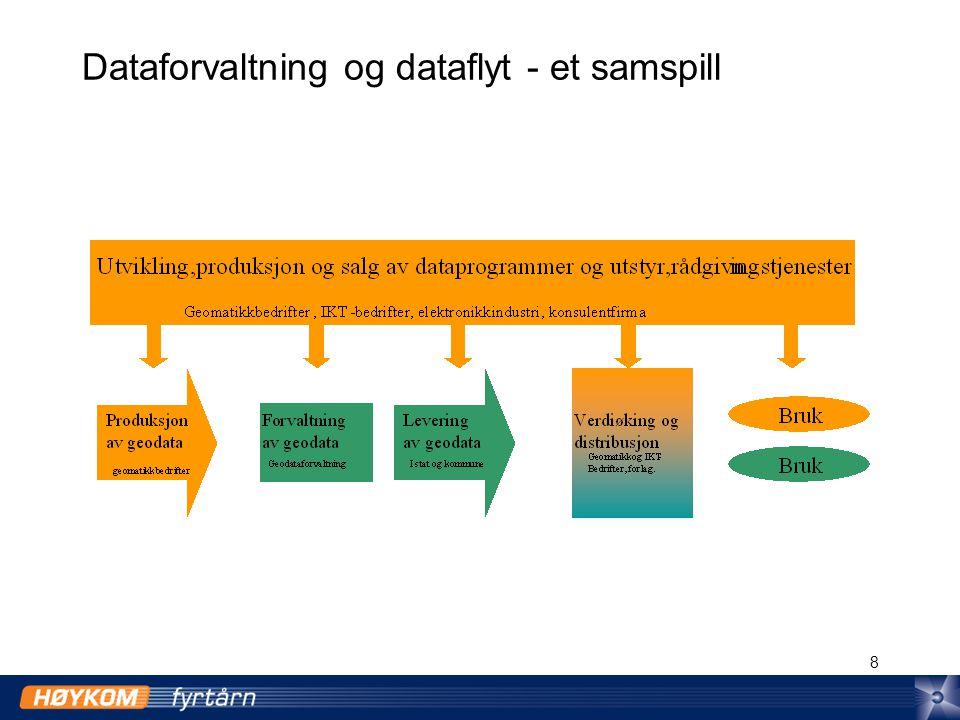 9 Datatilgang i Norge digitalt