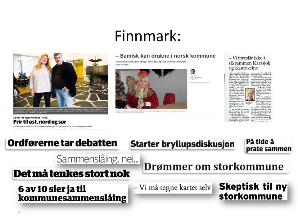 Finnmark: 2