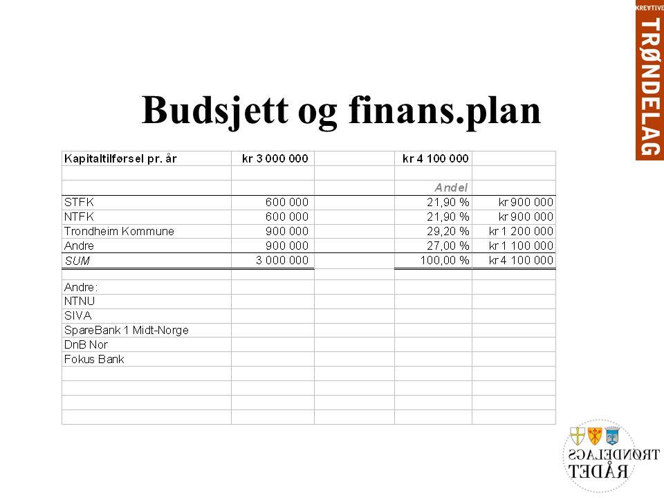 Budsjett og finans.plan