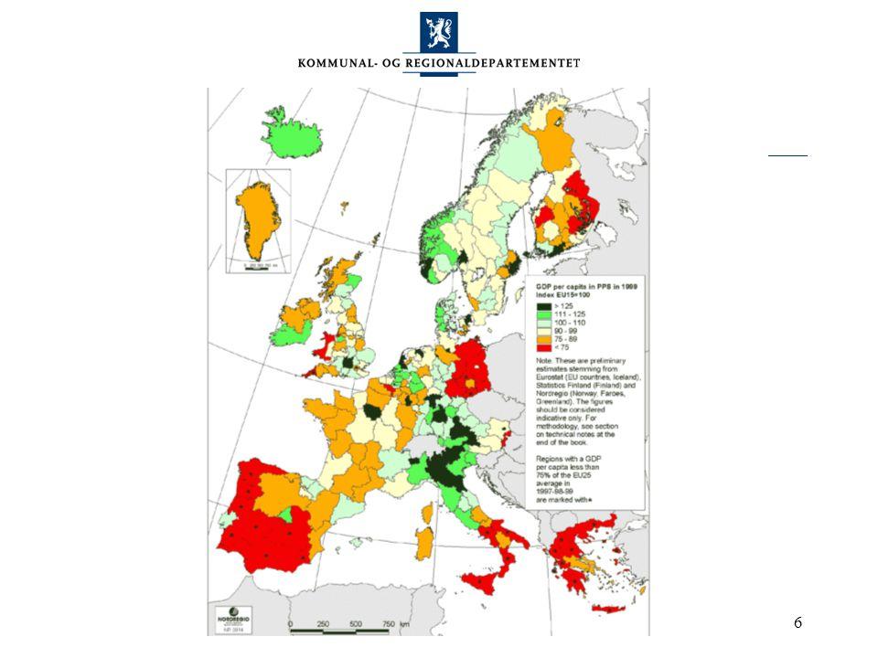 17 Konklusjoner .9.Etablering av et nytt neighbourhood- instrument som en del av Wider Europe .