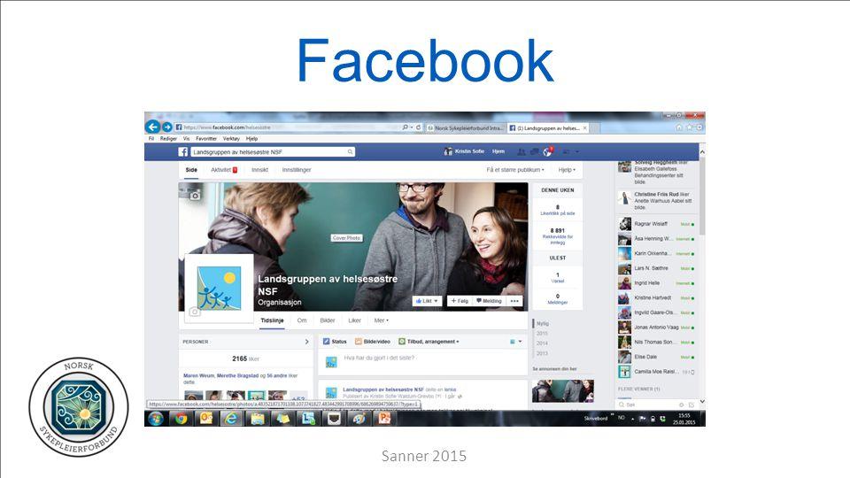 Facebook Sanner 2015