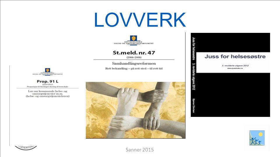 LOVVERK Sanner 2015