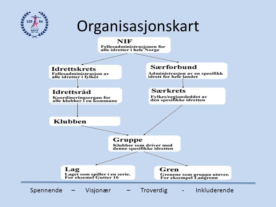 Status toppidrett TM Høyere nivå på de neste generasjonene med turnere – resultat av mer systematisk arbeid over tid..