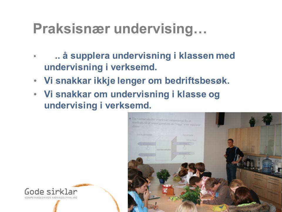 Kvifor deltok Norwegian Talc i skoleprosjektet.