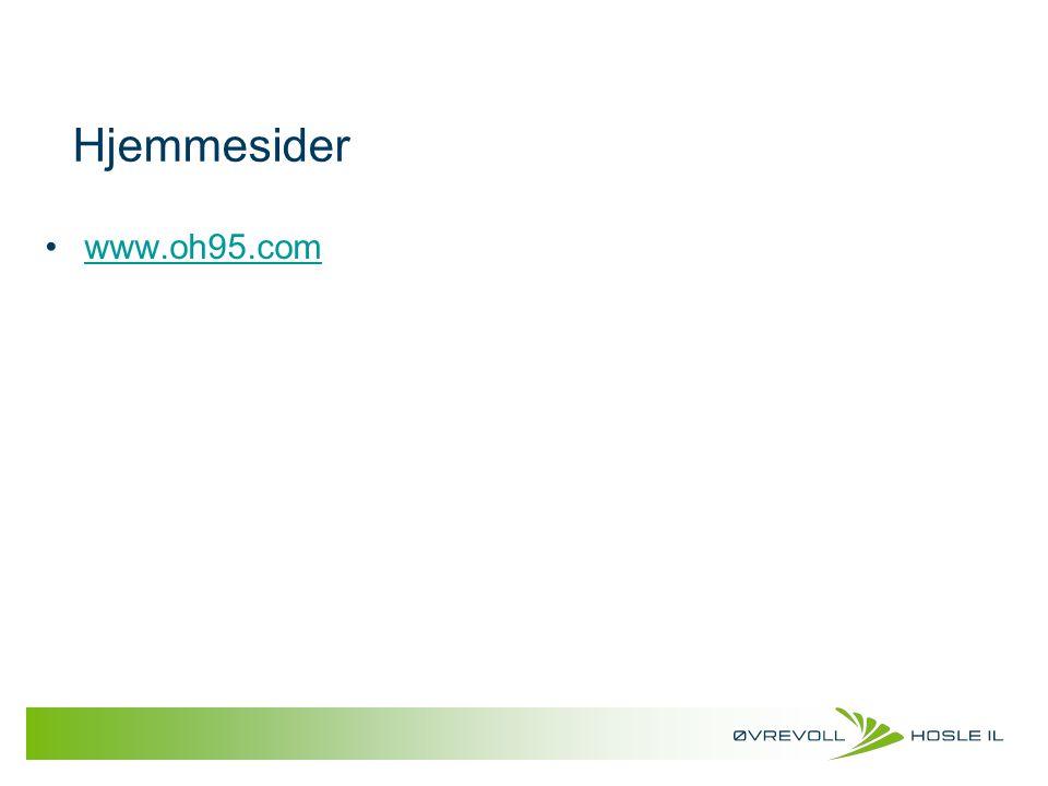 Hjemmesider www.oh95.com