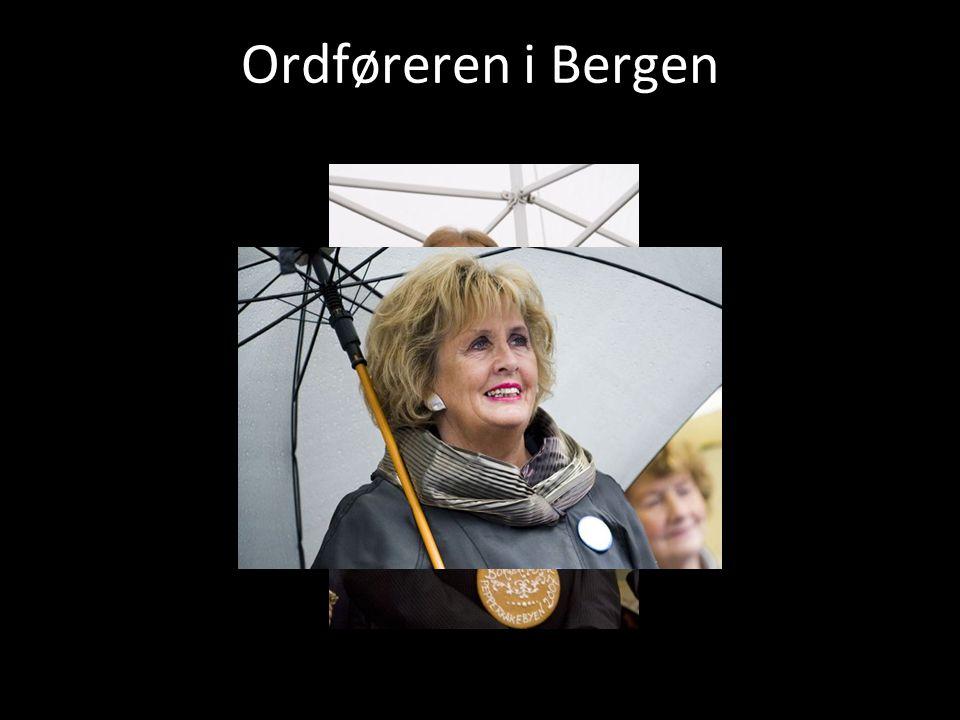 Ordføreren i Bergen