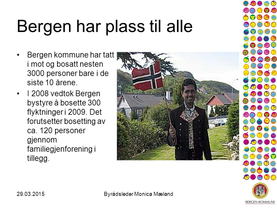 3-årig introduksjon Bergen kommune kommer godt ut i SSB undersøkelsen angående status i 2007 for dem som gikk ut av introduksjonsprogrammet i 2006.