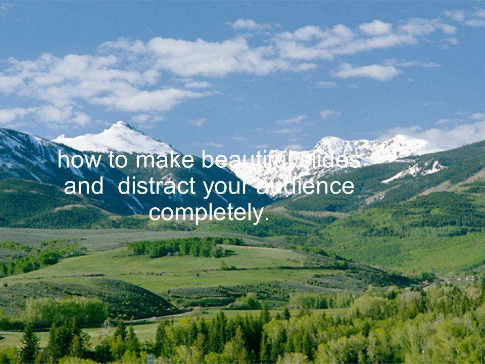 Hvordan begynner du? Tenk på: Deg selv Ditt tema Din publikum
