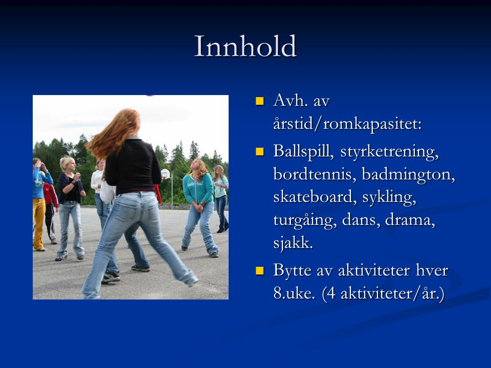 Innhold Avh.