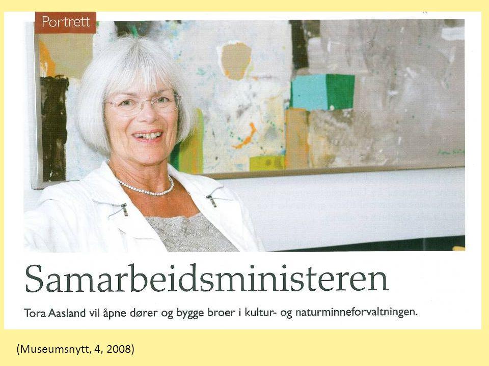(Museumsnytt, 4, 2008)