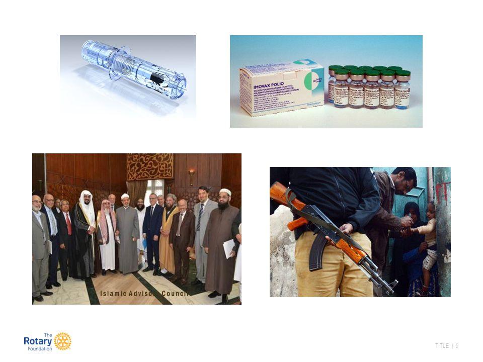 TITLE | 10 International Spread of Polio, 2014 Syria to Iraq Cameroun to Eq. Guinea PAK to AFG