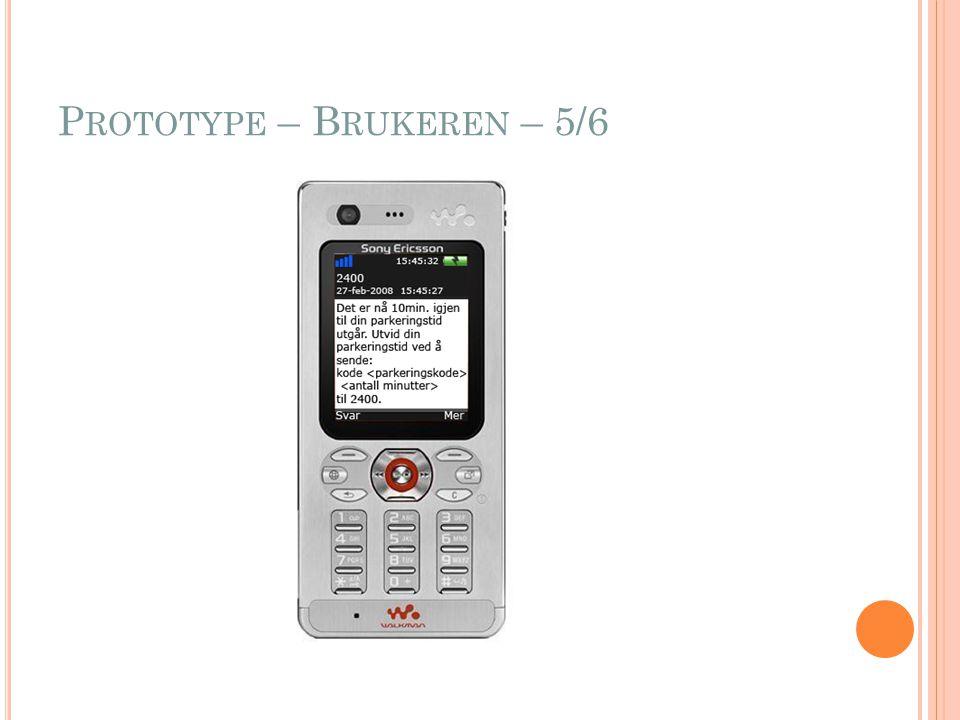 P ROTOTYPE – B RUKEREN – 5/6