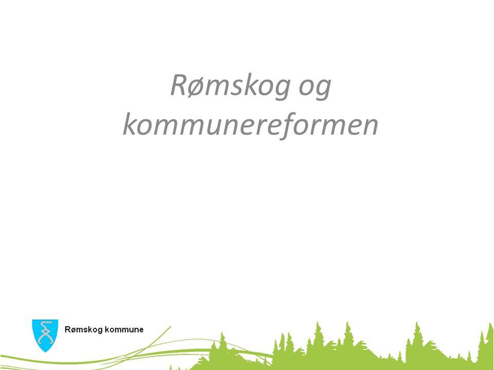 Stortingets oppdrag til alle kommunene (Kommuneprp 2015): Kommunene skal gjennomføre en vurdering av om de oppfyller forventingene som Stortinget har til «robuste» kommuner.