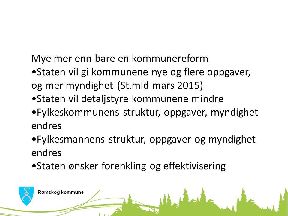 www.nykommune.no www.kommunereform.no www.distriktssenteret.no www.fylkesmannen.no www.romskog.kommune.no