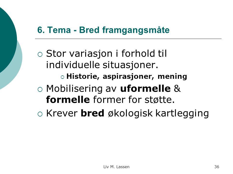 Liv M.Lassen36 6.