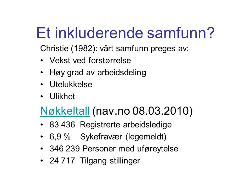Jakten på alternativer Den nye vareøkonomien Husholdenes selvforsyningsevne ble svekket, og avhengigheten av de danske stasjonene økte.