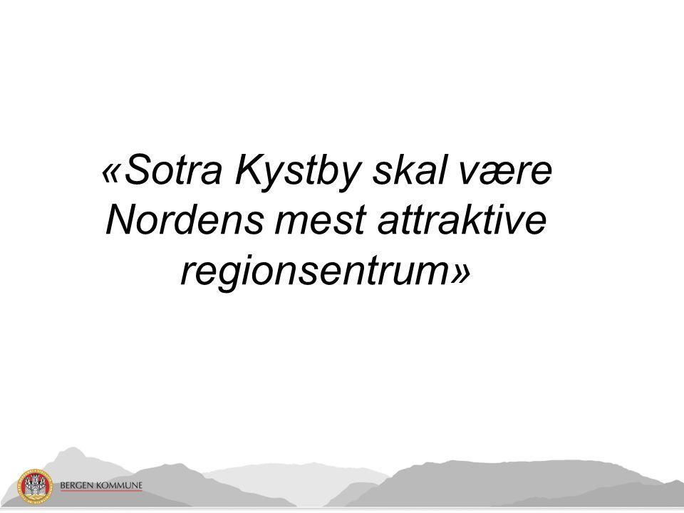 «Sotra Kystby skal være Nordens mest attraktive regionsentrum»