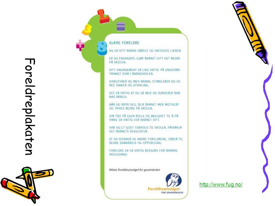 Organisering av skoledagen Skoledagen –undervisning, fysisk aktivitet, leksetilbud og SFO, 1.-4.trinn Leksearbeid –Gratis leksehjelp fra 1.-4.trinn -leksevaner SFO