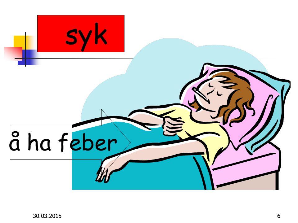 30.03.20156 syk å ha feber