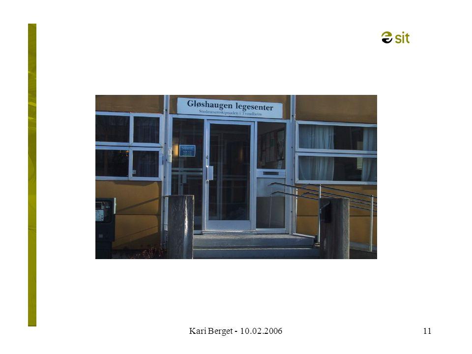 Kari Berget - 10.02.200611