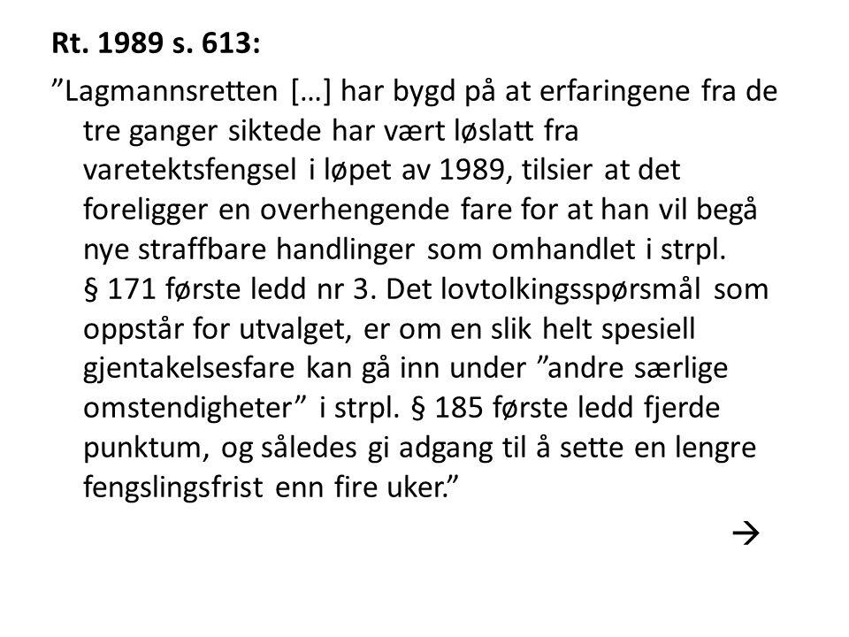 Rt.1989 s.