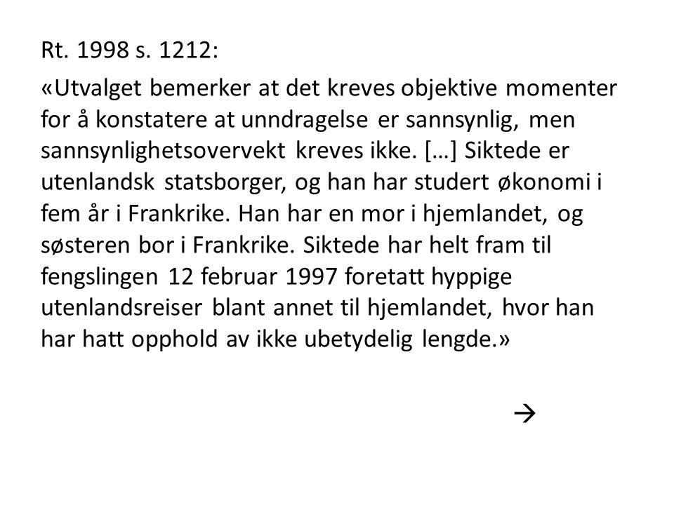 Rt.1998 s.